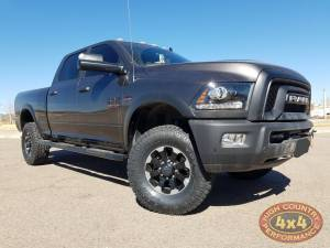 "RAM - DODGE RAM 2500 POWER WAGON (2014-2017) - HCP 4x4 Vehicles - 2017 DODGE RAM 2500 POWER WAGON 35"" TOYO TIRES AND WESTIN NERF BARS (BUILD#85436/81680)"