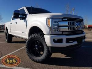 "FORD - FORD F250/F350 SUPER DUTY TRUCKS (2017+) - HCP 4x4 Vehicles - 2018 FORD F250 CARLI 4.5"" PINTOP SUSPENSION KING RESERVOIRS ON 37"" TOYO M/T TIRES (BUILD#85142)"