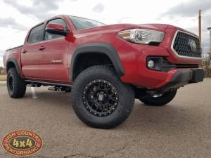 "HCP 4x4 Vehicles - 2018 TOYOTA TACOMA TOYTEC BOSS 3"" SUSPENSION LIFT ON 33"" TOYO A/TII TIRES (BUILD#85642) - Image 2"