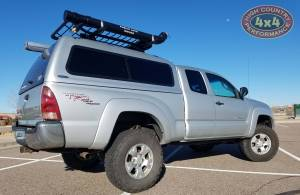 "HCP 4x4 Vehicles - 2005 TOYOTA TACOMA TOYTEC 3"" BOSS SUSPENSION WITH SPC UCA'S (BUILD#85719) - Image 4"