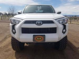 "HCP 4x4 Vehicles - 2018 TOYOTA 4RUNNER FABTECH 6"" COILOVER CONVERSION ON 35"" NITTO TRAIL GRAPPLER TIRES (BUILD#85645) - Image 2"