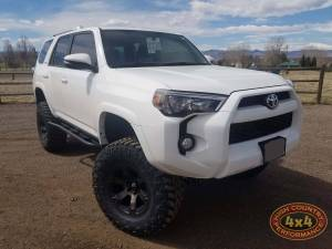 "HCP 4x4 Vehicles - 2018 TOYOTA 4RUNNER FABTECH 6"" COILOVER CONVERSION ON 35"" NITTO TRAIL GRAPPLER TIRES (BUILD#85645) - Image 3"