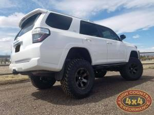 "HCP 4x4 Vehicles - 2018 TOYOTA 4RUNNER FABTECH 6"" COILOVER CONVERSION ON 35"" NITTO TRAIL GRAPPLER TIRES (BUILD#85645) - Image 5"