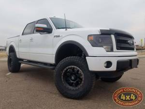 "FORD - FORD F150 TRUCKS (2009-2014) - HCP 4x4 Vehicles - 2013 FORD F150 BDS 6"" SUSPENION WITH FOX COILOVERS ON 35"" FALKEN A/T TIRES (BUILD#85255)"