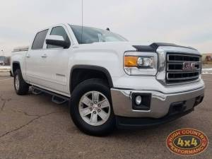 GMC / CHEVROLET - CHEVY / GMC1500 PICKUPS (2014-2018) - HCP 4x4 Vehicles - 2017 GMC SIERRA 1500 DECKED STORAGE SYSTEM WITH WEATHRGUARD TOOL BOXES (BUILD#85185)