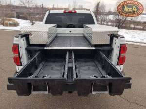 HCP 4x4 Vehicles - 2017 GMC SIERRA 1500 DECKED STORAGE SYSTEM WITH WEATHRGUARD TOOL BOXES (BUILD#85185) - Image 6