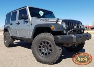 "HCP 4x4 Vehicles - 2016 JEEP JKUR AEV 2.5"" DUAL SPORT SUSPENSION ON 34"" TIRES (BUILD#80448/83633/85559) - Image 1"