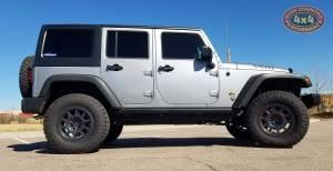 "HCP 4x4 Vehicles - 2016 JEEP JKUR AEV 2.5"" DUAL SPORT SUSPENSION ON 34"" TIRES (BUILD#80448/83633/85559) - Image 3"