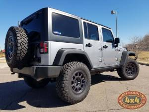 "HCP 4x4 Vehicles - 2016 JEEP JKUR AEV 2.5"" DUAL SPORT SUSPENSION ON 34"" TIRES (BUILD#80448/83633/85559) - Image 4"