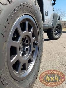 "HCP 4x4 Vehicles - 2016 JEEP JKUR AEV 2.5"" DUAL SPORT SUSPENSION ON 34"" TIRES (BUILD#80448/83633/85559) - Image 6"