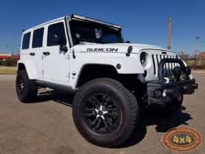 JEEP - JEEP WRANGLER JK (2007-2018) - HCP 4x4 Vehicles - 2015 JEEP JKUR RIGID INDUSTRIES LED (BUILD#85456)