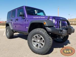 "JEEP - JEEP WRANGLER JK (2007-2018) - HCP 4x4 Vehicles - 2017 JEEP JKUR AEV 3.5"" DUAL SPORT SUSPENSION ON 35"" BFGOODRICH TA KO2 TIRES (BUILD#85564)"