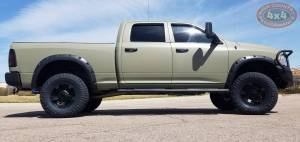 "HCP 4x4 Vehicles - 2014 DODGE RAM 1500 ZONE OFFROAD 6"" LIFT ON 35"" NITTO RIDGEGRAPPLER TIRES (BUILD#85948) - Image 3"