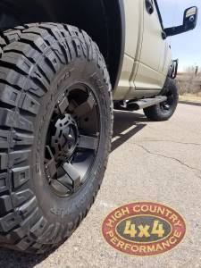 "HCP 4x4 Vehicles - 2014 DODGE RAM 1500 ZONE OFFROAD 6"" LIFT ON 35"" NITTO RIDGEGRAPPLER TIRES (BUILD#85948) - Image 7"