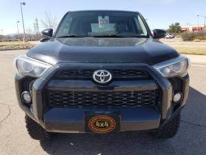 "HCP 4x4 Vehicles - 2016 TOYOTA 4RUNNER TOYTEC BOSS 3"" LIFT WITH SPC UCA'S (BUILD#85838) - Image 2"