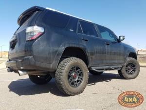 "HCP 4x4 Vehicles - 2016 TOYOTA 4RUNNER TOYTEC BOSS 3"" LIFT WITH SPC UCA'S (BUILD#85838) - Image 4"