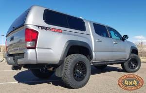 "HCP 4x4 Vehicles - 2016 TOYOTA TACOMA BILSTEIN RHA STRUTS HIGHEST SETTING 1.5"" REAR BLOCKS (BUILD#85673) - Image 4"