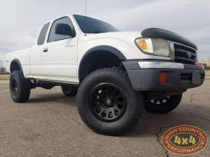 "HCP 4x4 Vehicles - 2000 TOYOTA TACOMA TOYTEC BILSTEIN 3"" COILOVER W/EIBACH COILS (BUILD#85933)"