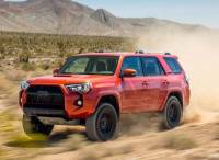 TOYOTA 4RUNNER 5TH GENERATION (2010-2018)