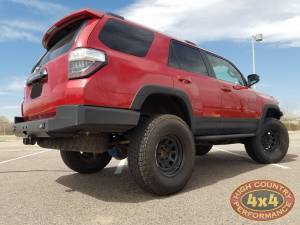 "HCP 4x4 Vehicles - 2015 TOYOTA 4RUNER TOYTEC BOSS 3"" COILOVER LIFT HEFTY FABWORKS BUMPER (BUILD#86039) - Image 6"