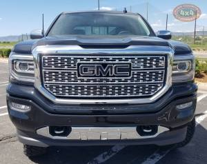 "HCP 4x4 Vehicles - 2018 GMC SIERRA 1500 FABTECH 6"" SUSPENSION LIFT ON 35"" NITTO RIDGEGRAPPLERS (BUILD#86404) - Image 2"