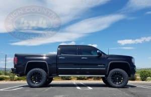 "HCP 4x4 Vehicles - 2018 GMC SIERRA 1500 FABTECH 6"" SUSPENSION LIFT ON 35"" NITTO RIDGEGRAPPLERS (BUILD#86404) - Image 5"