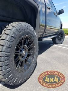 "HCP 4x4 Vehicles - 2018 GMC SIERRA 1500 FABTECH 6"" SUSPENSION LIFT ON 35"" NITTO RIDGEGRAPPLERS (BUILD#86404) - Image 7"