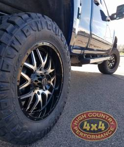 "HCP 4x4 Vehicles - 2018 GMC SIERRA HD3500 FABTECH 4"" SUSPENSION ON 35"" NITTO RIDGEGRAPPLERS (BUILD#86154) - Image 4"