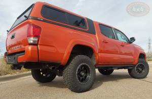 "HCP 4x4 Vehicles - 2016 TOYOTA TACOMA TOYTEC BOSS 3"" SUSPENSION WITH SPC UCA'S (BUILD#86019) - Image 5"