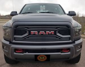 "HCP 4x4 Vehicles - 2012 RAM 3500 CARLI 3"" COMMUTER KIT ON 37'S (BUILD#86111) - Image 3"