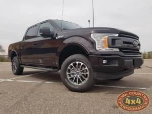 FORD - FORD F150 TRUCKS (2018+) - HCP 4x4 Vehicles - 2018 FORD F150 BILSTEIN RHA STRUTS LEVELED (BUILD#86049)