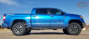 "HCP 4x4 Vehicles - 2016 TOYOTA TUNDRA TOYTEC 3"" BOSS SUSPENSION WITH SPC UCA'S (BUILD#85287) - Image 3"