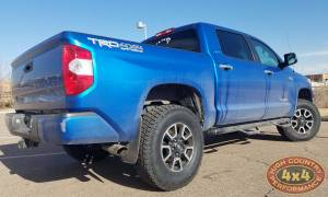 "HCP 4x4 Vehicles - 2016 TOYOTA TUNDRA TOYTEC 3"" BOSS SUSPENSION WITH SPC UCA'S (BUILD#85287) - Image 4"