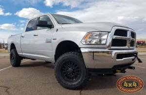 RAM - DODGE RAM 2500/3500 PICKUP TRUCKS (2014-2018) - HCP 4x4 Vehicles - 2017 DODGEG RAM 2500 READYLIFT LEVELING KIT (BUILD#85416)