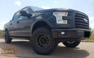 FORD - FORD F150 TRUCKS (2015-2017) - HCP 4x4 Vehicles - 2016 FORD F150 LEVELED ON BFG'S 285/75R17 TIRES (BUILD#86357)