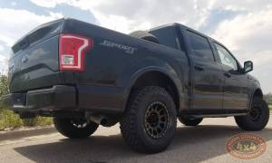 HCP 4x4 Vehicles - 2016 FORD F150 LEVELED ON BFG'S 285/75R17 TIRES (BUILD#86357) - Image 5