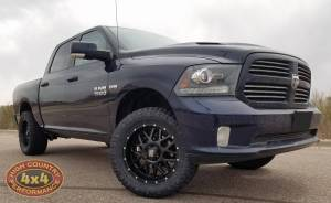 RAM - DODGE RAM 1500 PICKUP TRUCKS (2013-2018) - HCP 4x4 Vehicles - 2013 RAM 1500 BILSTEIN RHA STRUTS LEVELED AND ZONE UCA'S (BUILD#86066)