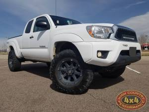"TOYOTA - TOYOTA TACOMA (2005-2016) - HCP 4x4 Vehicles - 2012 TOYOTA TACOMA TOYTEC BOSS 3"" LIFT W/ SPC UCA'S (BUILD#85825)"