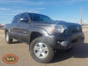 TOYOTA - TOYOTA TACOMA (2005-2016) - HCP 4x4 Vehicles - 2015 TOYOTA TACOMA TRD PRO STRUTS AND SHOCKS (BUILD#85464)