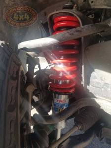 HCP 4x4 Vehicles - 2015 TOYOTA TACOMA TRD PRO STRUTS AND SHOCKS (BUILD#85464) - Image 6