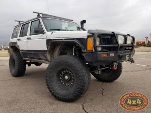 HCP 4x4 Vehicles - 1995  JEEP CHEROKEE XJ GENRIGHT STEERING UPGRADE (BUILD#85314) - Image 1