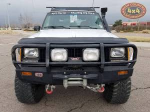 HCP 4x4 Vehicles - 1995  JEEP CHEROKEE XJ GENRIGHT STEERING UPGRADE (BUILD#85314) - Image 2