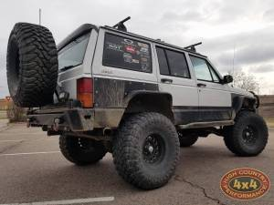 HCP 4x4 Vehicles - 1995  JEEP CHEROKEE XJ GENRIGHT STEERING UPGRADE (BUILD#85314) - Image 4