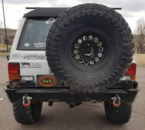 HCP 4x4 Vehicles - 1995  JEEP CHEROKEE XJ GENRIGHT STEERING UPGRADE (BUILD#85314) - Image 5