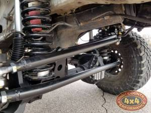 HCP 4x4 Vehicles - 1995  JEEP CHEROKEE XJ GENRIGHT STEERING UPGRADE (BUILD#85314) - Image 6