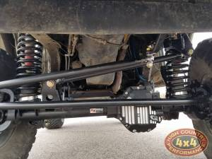 HCP 4x4 Vehicles - 1995  JEEP CHEROKEE XJ GENRIGHT STEERING UPGRADE (BUILD#85314) - Image 7