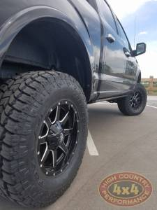 "HCP 4x4 Vehicles - 2017 FORD F150 FABTECH 6"" SUSPENSION LIFT WITH STEALTH SHOCKS (BUILD#86633) - Image 5"