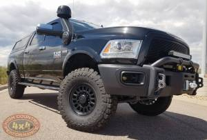 RAM - DODGE RAM 2500 POWER WAGON (2014-2017) - HCP 4x4 Vehicles - 2015 RAM 2500 TRUXX FRONT LEVELING KIT WITH AEV BUMPER (BUILD#84671)
