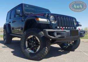 "JEEP - JEEP WRANGLER JL (2018+) - HCP 4x4 Vehicles - 2018 JEEP JLU RUBICON READYLIFT 2.5"" SPACER LIFT KIT (BUILD#8645)"