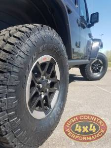 "HCP 4x4 Vehicles - 2018 JEEP JLU RUBICON READYLIFT 2.5"" SPACER LIFT KIT (BUILD#8645) - Image 6"